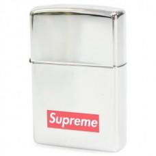 Supreme Box Logo Zippo Lighter