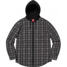 Supreme Plaid Checkered Hoodie