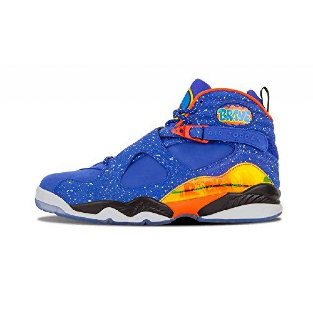 brand new e6ba5 55b96 Air Jordan 8 Retro Doernbecher by Youbetterfly