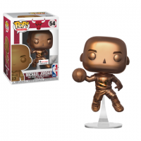 Michael Jordan Chicago Bulls Bronze Funko POP