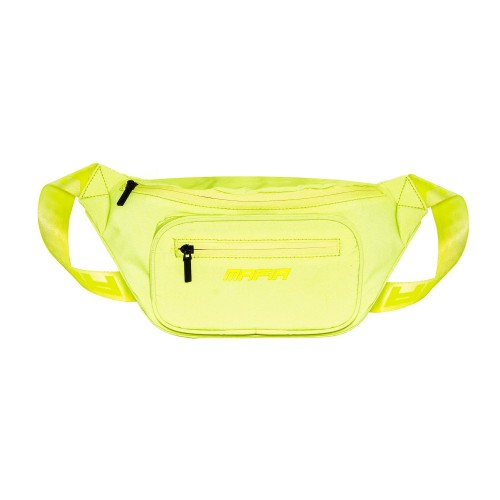 Yeezy Mafia Reflective Waist Bag Neon