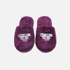 Kith CTC Slippers Purple