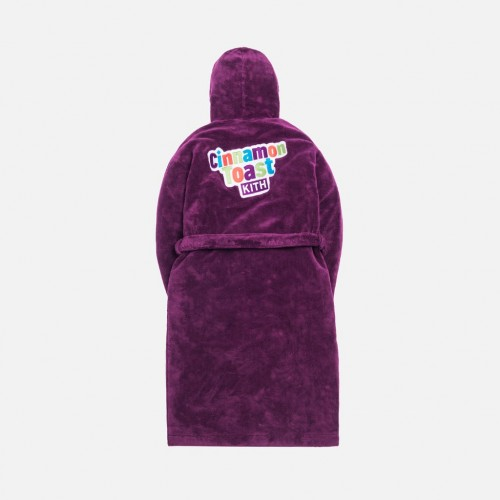 Kith CTC Robe Purple
