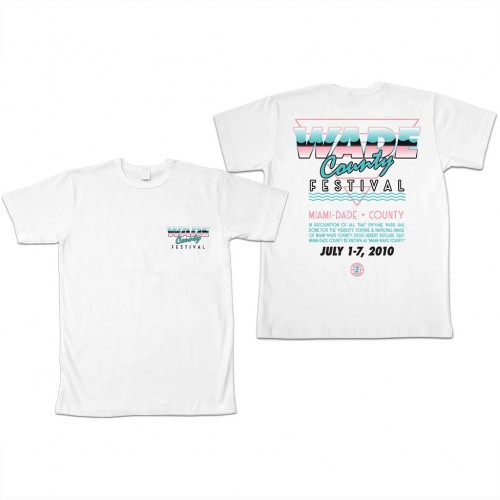 WADE COUNTY FESTIVAL SHIRT