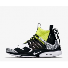 Nike Air Presto Mid X Acronym Yellow