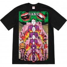 Supreme Gilbert And George DEATH Tee