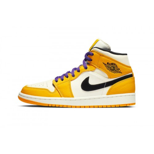 Air Jordan 1 Mid Lakers