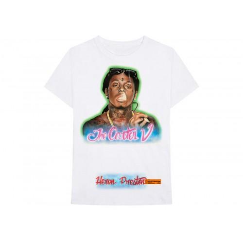 Lil Wayne x Heron Preston Tee