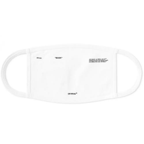Off-white 2013 Mask White