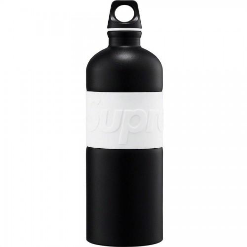 Supreme SIGG CYD 1.0L Water Bottle Black SS19