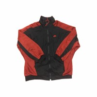 Vintage Air Jordan Flight Jacket Black/Red