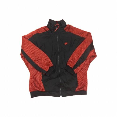 Vintage Air Jordan Flight Jacket Black/Red