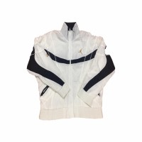 Vintage Air Jordan Flight Jacket White