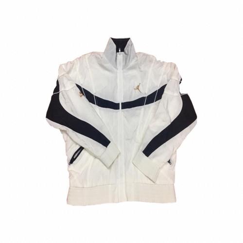 Vintage Air Jordan Flight Jacket White