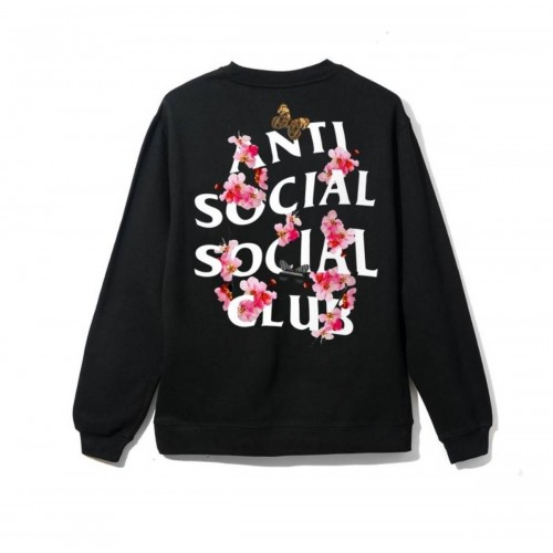 ASSC KKOCH Black Full Sleeve Tee