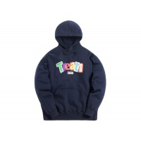 KITH Treats Cereal Day Hoodie - Navy
