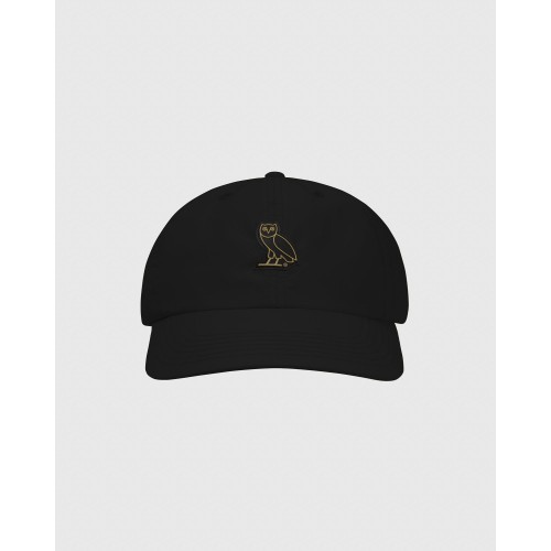 Ovo Nylon Black Cap