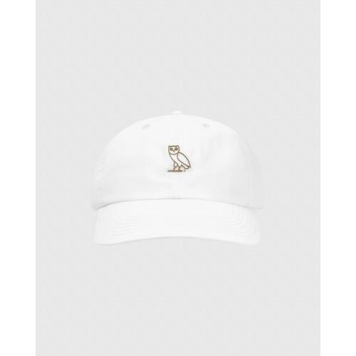 Ovo Nylon White Cap
