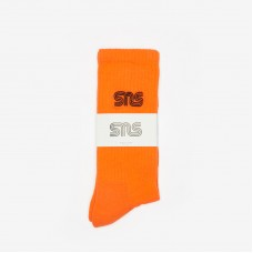 SNS Orange Socks