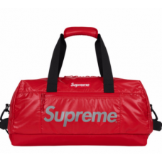Supreme FW17 Duffle Bag Red
