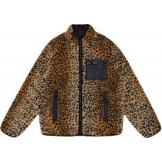 Supreme Reversible Leopard Jacket