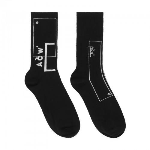 A Cold Wall Black Socks