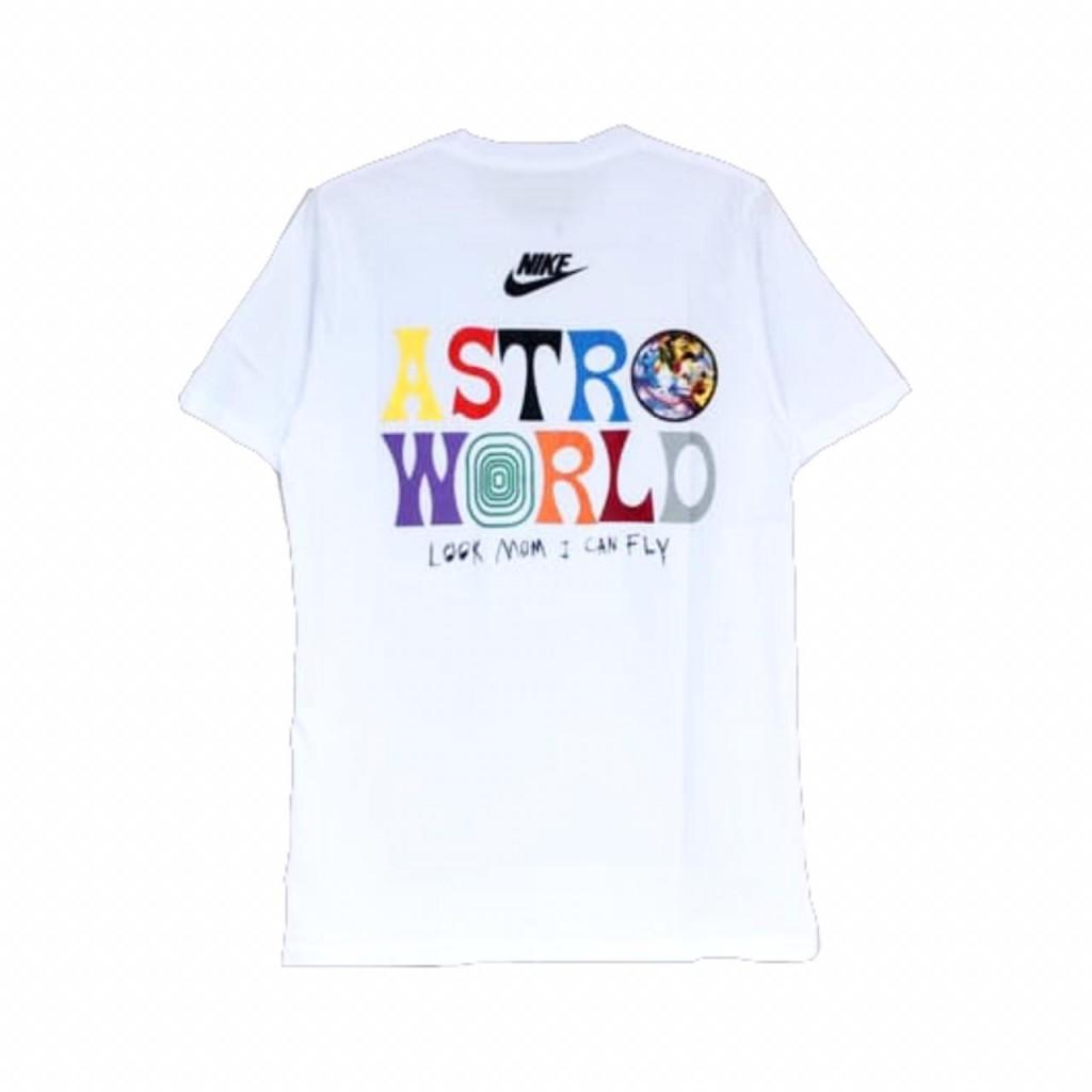 c439b16b2da8 Travis Scott Astroworld X Nike Tee by Youbetterfly