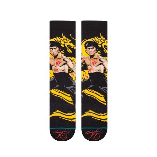 Stance Socks X Bruce Lee Dragon