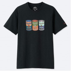 Uniqlo X Andy Warhol Campbells