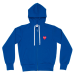 COMME DES GARCONS PLAY HOODIE