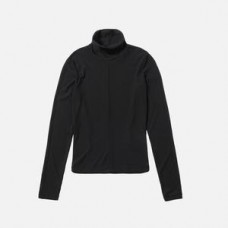 Kith Women Brynn L/S Turtleneck Black