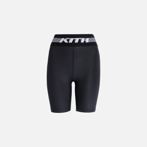 Kith Women Shine Biker Shorts