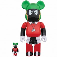 Bearbrick Marvin The Martian Space Jam 400%/100%