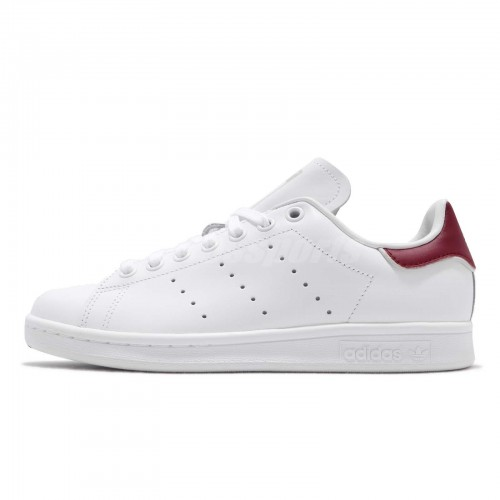 Adidas Stan Smith Burgandy