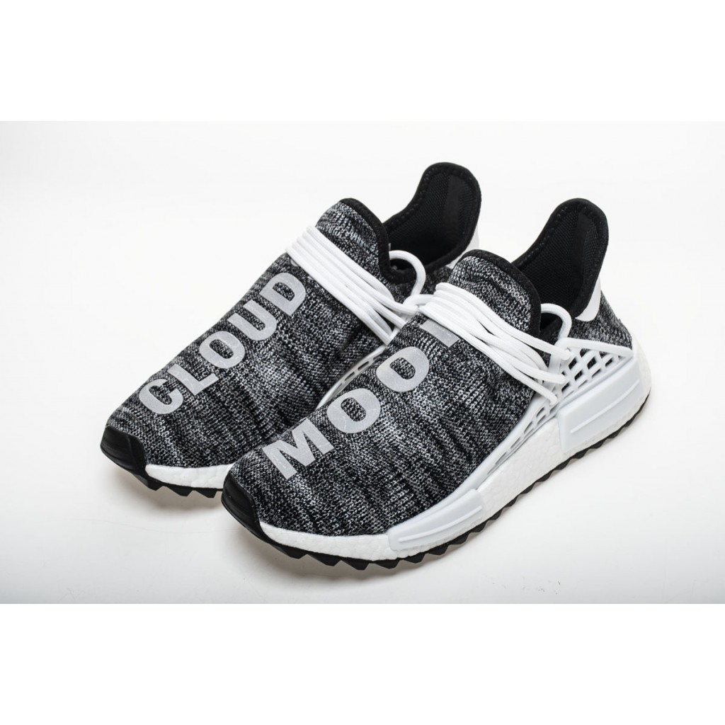 100% authentic 7fddc e4324 Adidas X PW HU NMD TR Oreo by Youbetterfly