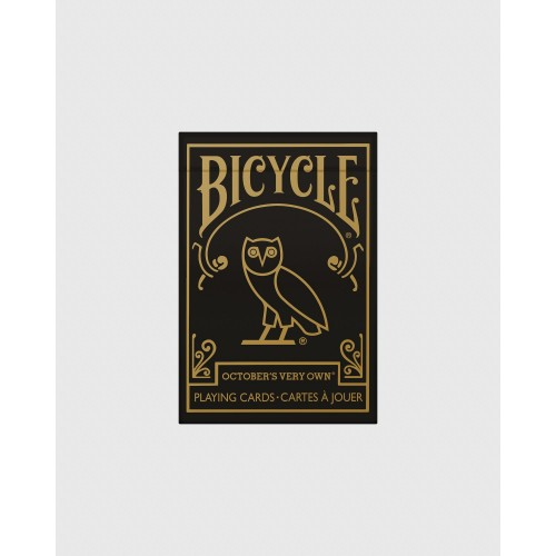 OVO X Bicycle Playing Cards