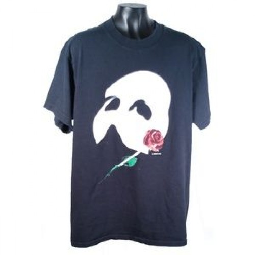 Phantom of The opera Vintage T
