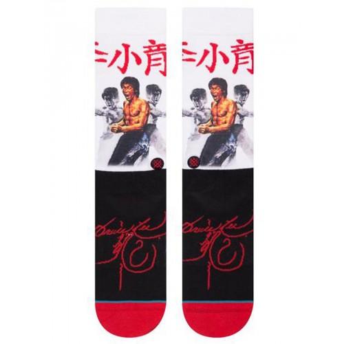 Bruce Lee X Stance Socks