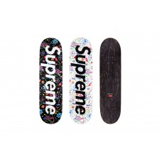 Supreme Airbrushed Floral Skateboard Decks