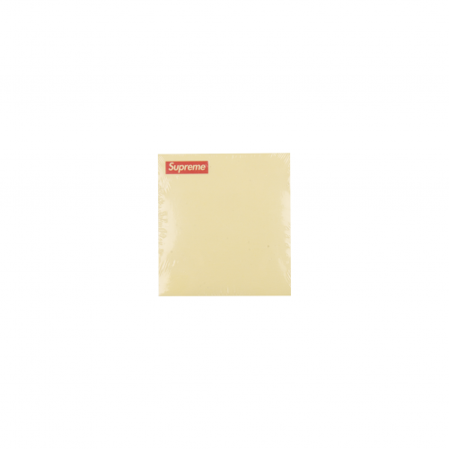 Supreme Post It Notes F/W 14