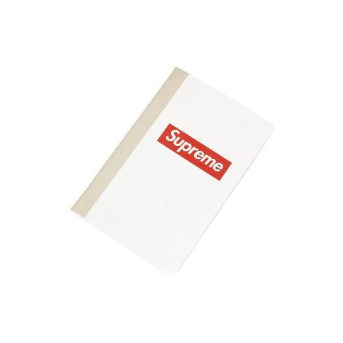Supreme Box Logo Paper Journal
