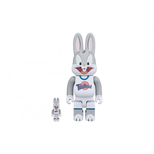 Bearbrick Space Jam Bugs Bunny 400%/100%