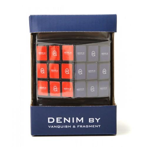 Denim By Vanquish & Fragment Rubik's Cube