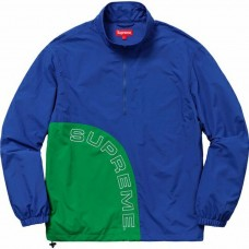 Supreme Corner Arc Half Zipped Pullover