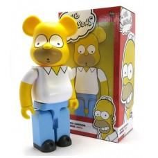 Medicom Toy Be@rBrick X Homer Simpson