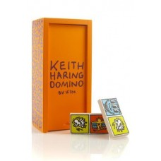 Keith Haring Dominos