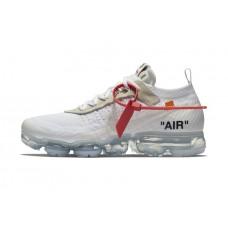 Nike Vapormax White  X Off-White