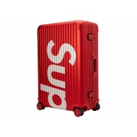 Supreme x RIMOWA 2 luggage bag 82L
