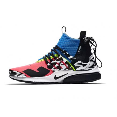 Nike Air Presto Mid X Acronym Pink