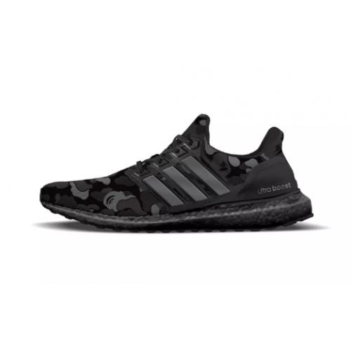 Adidas x BAPE 4.0 UB Black